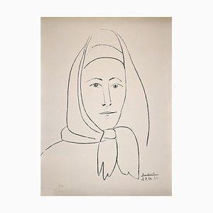 Pablo Picasso, The Spanish, Lithografie, 1960