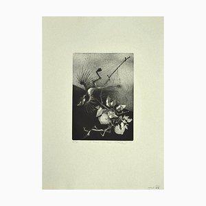 Leo Guida, A Lemon, Two Lemons, Radierung, 1970er
