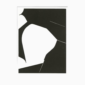 Lithographie Pablo Palazuelo, Untitled, 1963