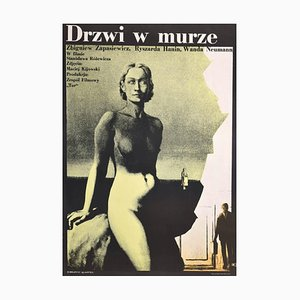Unknown, Doors In Murze, Offset Vintage Poster, 1976