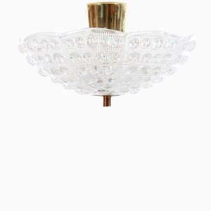 Mid Century Ceiling Light by Carl Fagerlund for Offefors, 1960s