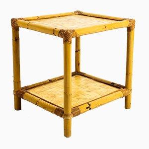 Tisch aus Bambus, Italien, 1972