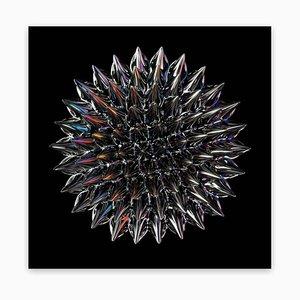Moyen de Rayonnement Magnétique 02, Photographie Abstraite, 2012