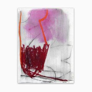 Angrenzende 7, Abstrakte Zeichnung, 2013