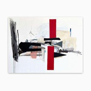 Tienmu Horizon, Abstract Painting, 2021