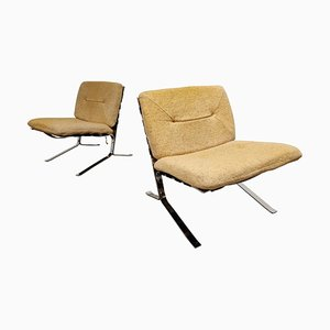 Joker Lounge Chairs by Olivier Mourgue, 1970s, Set of 2