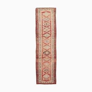 Vintage Red Runner Rug