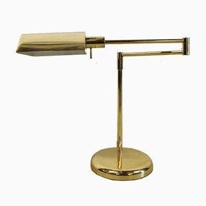Vintage Messing Lampe