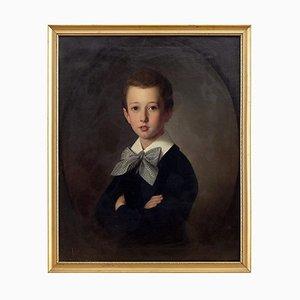 Carl Tielber, Portrait of Rudolph Langer