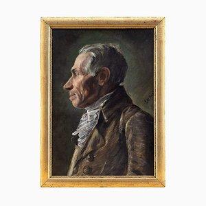 Johann Michael Kupfer, Portrait eines Herrn