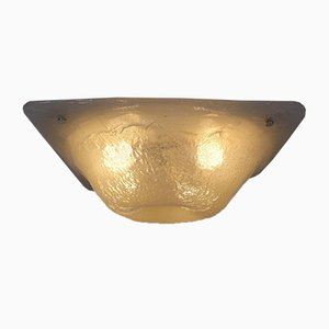 Blown Glass Ceiling Lamp from Müller & Zimmer