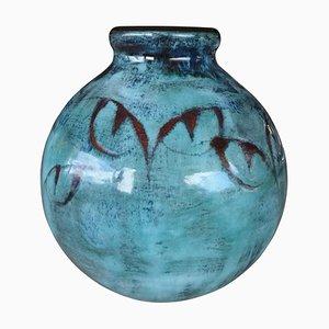 Swiss Ceramic Vase from Ziegler Schaffhausen, 1960s