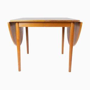 Tavolo da pranzo in teak di Arne Vodder, anni '60