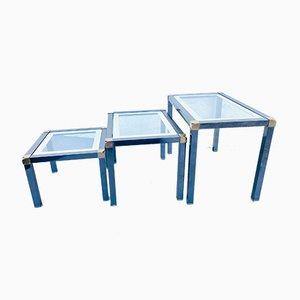 Tavolini ad incastro di MARA, anni '70