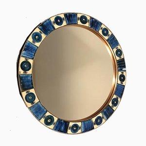 Blue Tile Mirror, 1960s