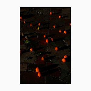 Untitled, Orangen aus allen Cities Are Ideas von Dan Carroll, 2013-2020