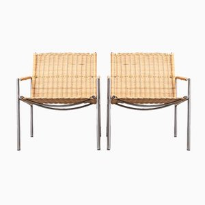 SZ01 Easy Chairs by Martin Visser for 't Spectrum, 1960s, Set of 2