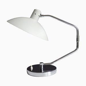 Große Nr. 8 Michie Mid-Century Tischlampe von Mitchie Clay für Knoll Inc. / Knoll International, 1960er