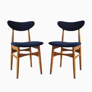 Danish Chairs, 1970s, Set of 2