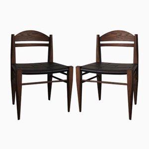 Esszimmerstühle von Biliani, 2000er, 2er Set