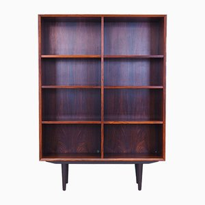 Danish Rosewood Bookcase from Brouer Møbelfabrik, 1960s