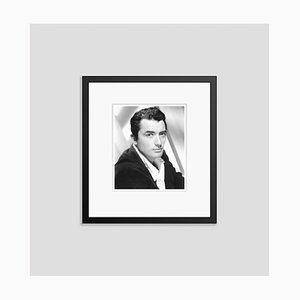Brooding Gregory Archival Pigment Print Framed in Black by Everett Collection