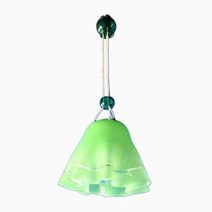 Lampada da soffitto di Luciano Vistosi per Vistosi, anni '60