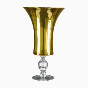 Small Laura Gold Glass Cup from VGnewtrend