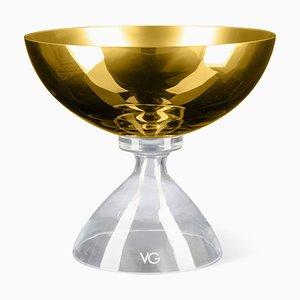 Alice Gold Glas Tasse von VGnewtrend