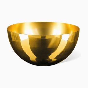 Goldene Glasschale von VGnewtrend