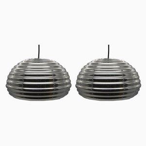 Splugen Brau Deckenlampen von Achille & Pier Giacomo Castiglioni für Flos, 1964, 2er Set