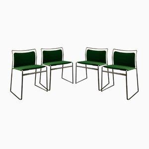 Tula Dining Chairs by Kazuhide Takahama for Gavina, 1960s, Set of 4