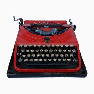 Mid-Century Schreibmaschine von Olivetti