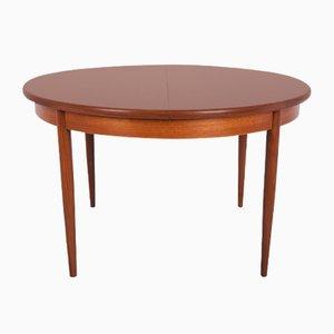 Round Teak Fresco Dining Table from G-Plan, 1960s