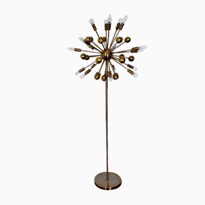 Space Age Sputnik Floor Lamp, 1980s