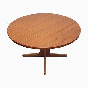 XXL Danish Teak Dining Table by Nielsen for Burchhardt-Nielsen, 1970s