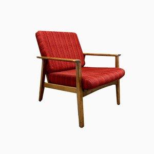 Scandinavian Armchair, 1950s