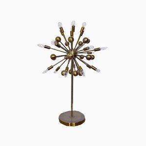 Space Age Sputnik Lamp, 1980s