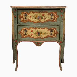Small Venetian Style Chest of Drawers, 1950s