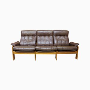 Teak Sofa from Skippers Mobler, 1960s