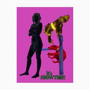 Thomas Gatzemeier, It's Showtime, Druckgrafik Fetischmus, 2013
