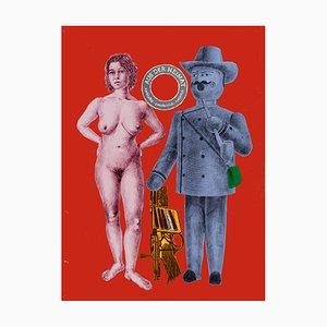 Thomas Gatzemeier, From the Homeland, Printmaking Fetishism, 2013