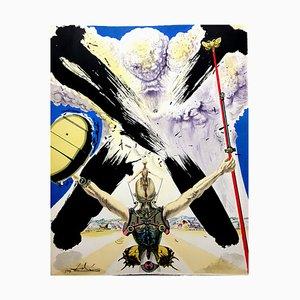 Salvador Dali, The Atomic Era, 1957