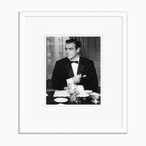 Stampa Sean Connery, Framment in bianco di Bettmann