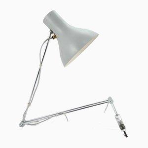 Industrial Adjustable Workshop Lamp, 1970s