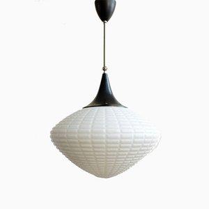 Vintage Czech Pendant Lamp from Kamenický Šenov, 1970s