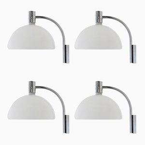 Italian Sirrah Sconces by Franco Albini & Franca Held, 1969, Set of 4