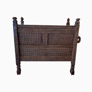 Antique Afghan Chest / Buffet, 1700s