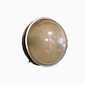 Große italienische Sigma Wandlampe von Sergio Mazza für Artemide, 1960er