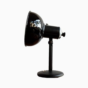 Czech Industrial Adjustable Table Lamp, 1960s